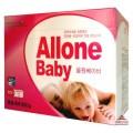 040075_ALLONE Концентрированный синтетический стиральный порошок для детского белья, вес 900 гр.