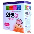 042512_WASHEN Сильноконц. синтетический стиральный порошок для детского белья, вес 1,8 кг