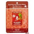 801662_MJ Care Маска-салфетка для лица с красным женьшенем