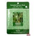801709_MJ Care Маска-салфетка для лица с экстрактом огурца