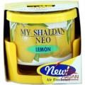 106448_ST MY SHALDAN NEO V2 освежитель воздуха для дома (лимон), вес 80 г.