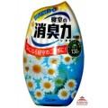 118649_ST SHOSHU RIKI Жидкий освежитель воздуха для комнаты (цветущая ромашка), объем 400 мл