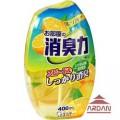 113835_ST SHOSHU RIKI Жидкий освежитель воздуха для комнаты (лимон), объем 400 мл