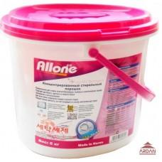 040440 ALLONE Концентрированный синтетический стиральный порошок со смягчителем, вес 6 кг