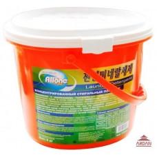 040204 ALLONE Концентрированный экономичный стиральный порошок, вес 6 кг