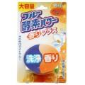 115426_ST BLUE OXYGEN POWER Кислородная таблетка для очищения и дезинфекции унитаза (апельсин)