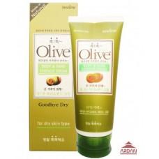 072752 Olive body&hand essence cream Крем-эссенция для рук и тела с экстрактом оливы и персика, объем 0,18 л